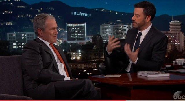 ブッシュ元大統領「UFO機密ファイルを見た、しかし…」米TV番組で爆弾発言! 詳細は? の画像1