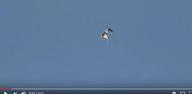 【動画】カナダ上空を飛行する「アルミホイル型UFO」が激撮される! インド古代文書に記された神々の乗り物 ヴィマーナか?の画像1