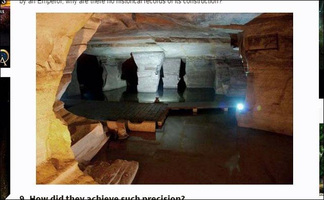 世界9番目の不思議! 2千年前に建造された中国の巨大人工洞窟「龍游石窟」にまつわる7つのミステリーが謎すぎてヤバい!の画像1