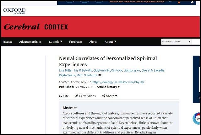 【衝撃】スピリチュアルな体験に関わる脳の領域を発見! スピ体験をした27人を脳分析、精神世界の解明へ!? 最新研究の画像2