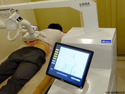 「中医学マッサージ・ロボット」を開発! 世界に誇る日本のマッサージチェアの未来は?の画像1