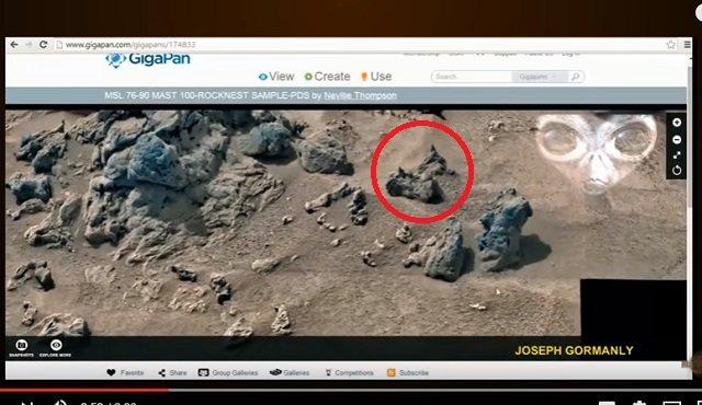 キュリオシティが「火星のヒューマノイド」を殺害か!? NASAの異常行動に衝撃広がるの画像2