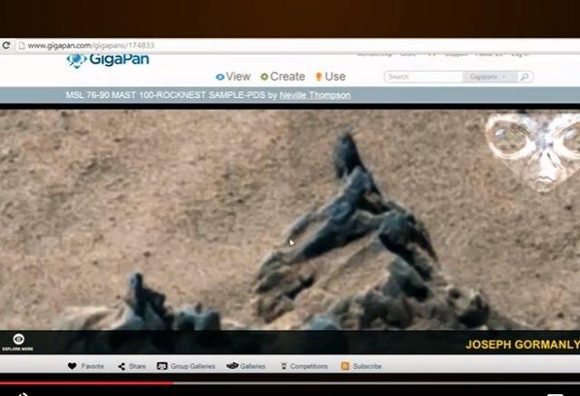 キュリオシティが「火星のヒューマノイド」を殺害か!? NASAの異常行動に衝撃広がるの画像3