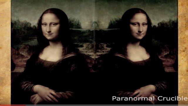 「モナ・リザ」に身分の高い宇宙人の姿がクッキリ描かれていた! ダ・ヴィンチの絵画からエイリアンが続々発見される!の画像2
