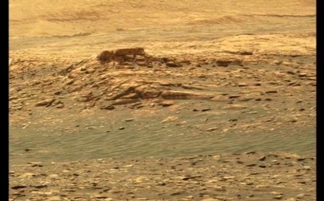 火星に「エイリアンの死体」が放置されていた! NASA公式画像で判明、「火星に生命が存在した動かぬ証拠」研究者の画像1