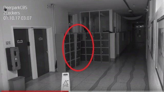 【最恐】深夜の中学校で怖すぎるポルターガイスト映像が撮影される! 校舎が猛烈な勢いでガタガタ…校長も大混乱=アイルランドの画像2