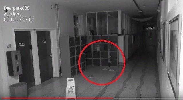 【最恐】深夜の中学校で怖すぎるポルターガイスト映像が撮影される! 校舎が猛烈な勢いでガタガタ…校長も大混乱=アイルランドの画像3