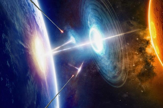 【緊急】「宇宙兵器がもうすぐ整う 」ペンタゴンが史上初の爆弾発言! 宇宙戦争時代の突入をガチ発表、中露を牽制!の画像2