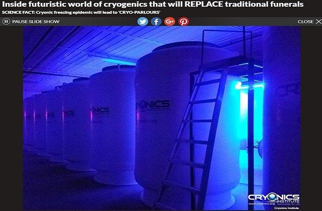 【人体冷凍保存】10年後に世界初の解凍人間が出現すると専門家断言! 「みんな永遠に生きればいい。より良い世界になる」の画像2