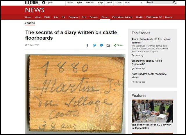19世紀フランスの村人が書いたゲス日記が発見される! 愛人、赤子殺し、エロ神父… 村のタブーを全告白、まるで昼ドラ!の画像1