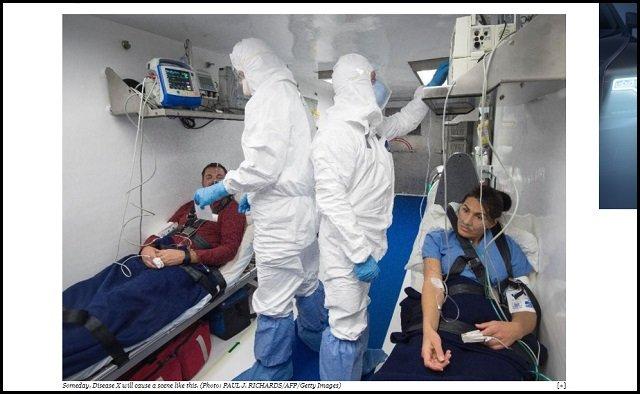 【緊急速報】WHOが未知の病原菌Xによるパンデミックを警告! 人類滅亡か…重要感染リストにガチ追加!の画像3