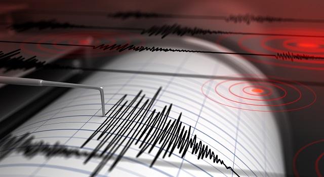 【衝撃映像】ダイビング中にM5.6の地震が起きるとこうなる! 巨大な見えない力でコントロール不能になる瞬間…!の画像1