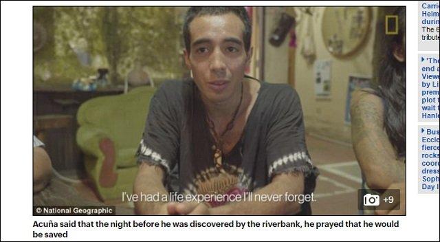【ガチ】アマゾンで精霊に拉致された不明男性、9日目にサルの介抱で救出される!=ボリビアの画像1