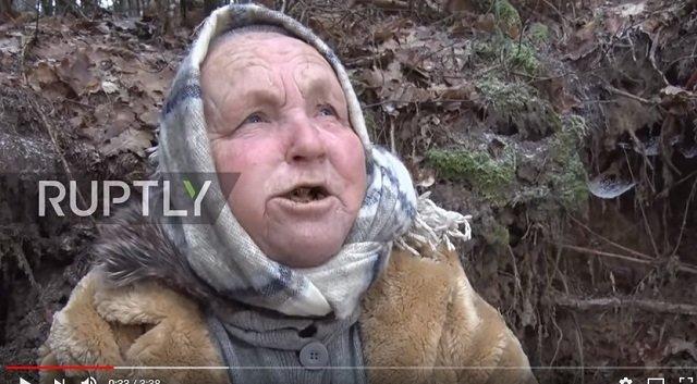 10年間土だけを食べ続けているリトアニアの老婆! 脳腫瘍も消失、水も飲まず、食べ合わせ厳禁…衝撃の土食映像がヤバすぎる!の画像1