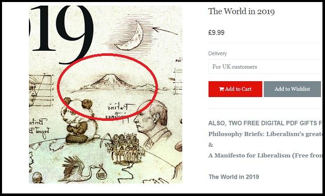 【速報】『エコノミスト2019 世界』の表紙が富士山噴火と人類奴隷化を予言! 大麻、DNA、プーチン…25の不吉な暗示を一挙掲載!の画像4