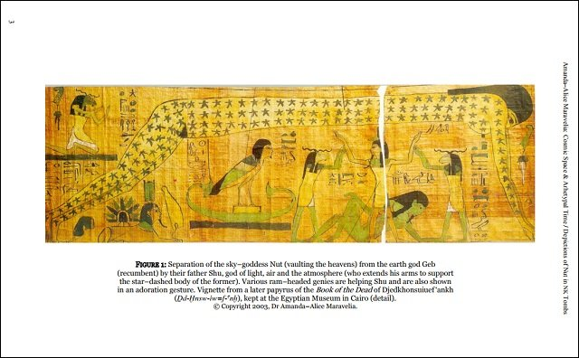 【衝撃】「スフィンクスの背中に着陸したUFO」を描いたパピルスが発見される! 古代エジプトが宇宙人文明だった証拠が続々出土の画像2