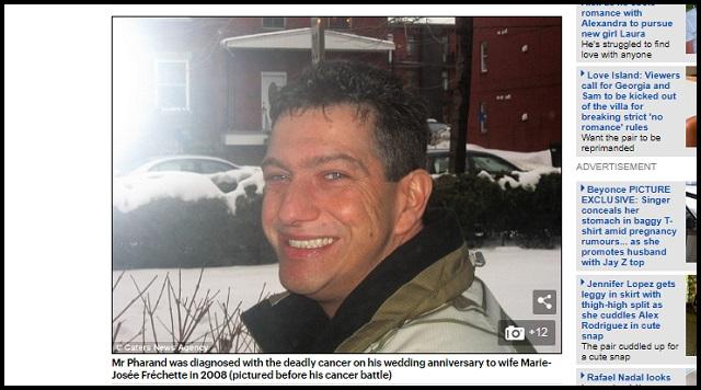 【閲覧注意】顔にブラックホールができた男の過酷な人生! 6年かけてゆっくり顔面崩壊…再起のため困難に立ち向かう!の画像1