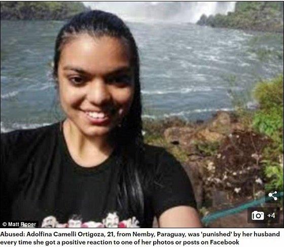 美人妻のフェイスブックが「いいね」される度にボコボコに殴り続けた鬼畜夫! 一体なぜ… パラグアイ農村に残るマチスモがDVの原因かの画像1