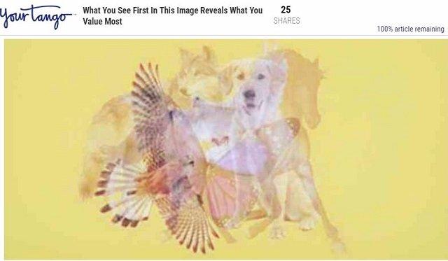 【心理テスト】最初に見えた動物でわかる「アニマル性格診断」であなたの価値観が判明!的中率抜群で戦慄するレベルの画像1