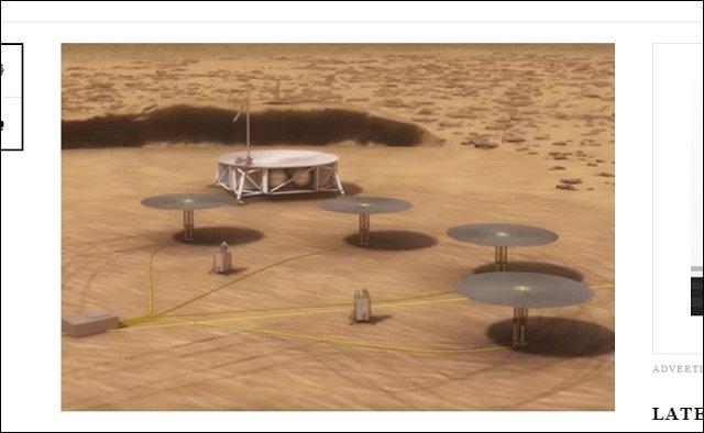 【ガチ】NASAが火星に「原発」を建設予定であることが発覚! 火星植民地化に向け、2カ月後に実験開始!の画像2