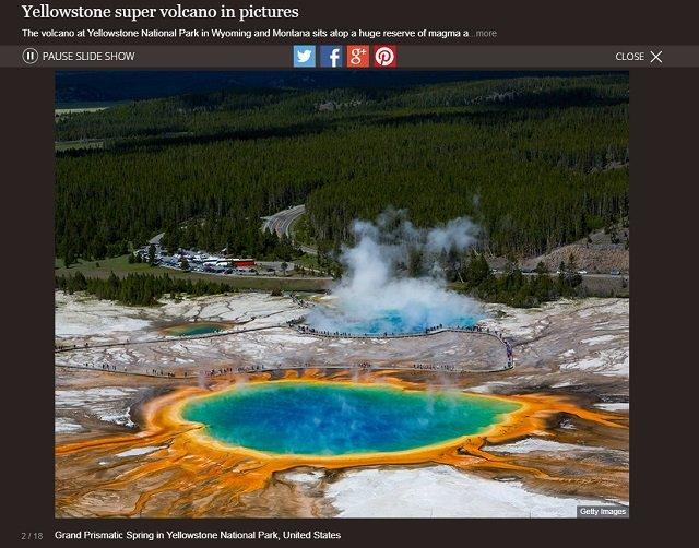 【緊急警告】米イエローストーンで30mの巨大地割れ出現、大噴火の前兆か! 地球は氷河期突入、人類滅亡へ… 覚悟の時は来たり!の画像1