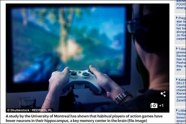 ゲーム脳の最終形態「FPS脳」がヤバすぎる! 脳が縮み、うつ病・PTSD・アルツハイマー病リスクを爆アゲ!(最新研究)の画像3