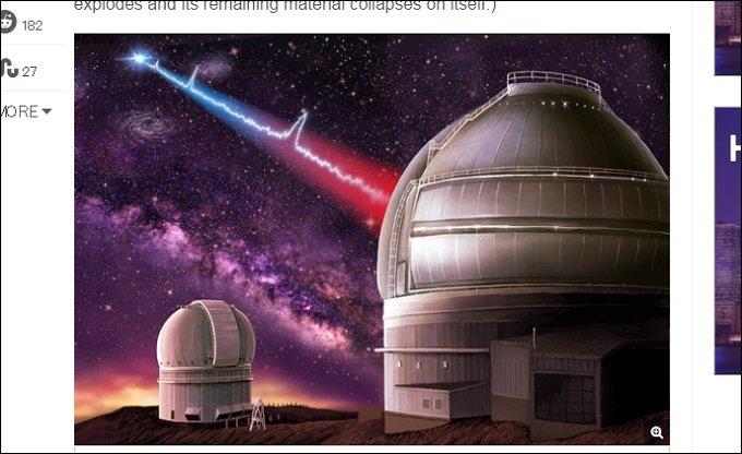 地球に届いた宇宙の謎の電波(FRB)は「宇宙戦争の銃撃音」だった!?  世界的物理学者が緊急検証!の画像1