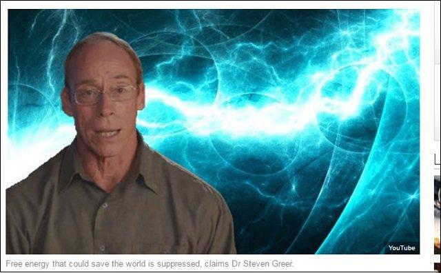 宇宙人の存在が隠蔽されているたった1つのシンプルな理由を元医師スティーブン・グリア博士が暴露!の画像1