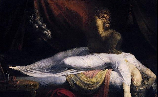 【悲報】幽霊のセックスの方が人間よりうまいことが判明! ゴースト20体ヌキの美女が告白「腰使いが最高♡」=英の画像2