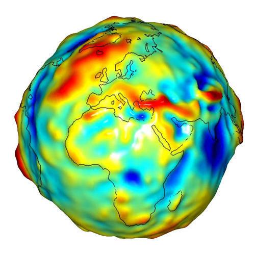 NASAも確認した南極の著しい重力異常がヤバい! 巨大地下施設か、地下世界への入口か…!?の画像1