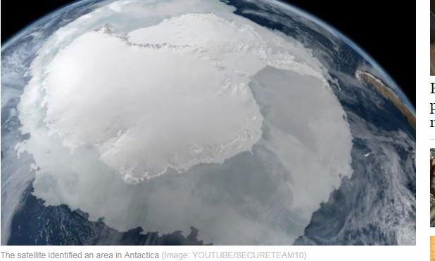 NASAも確認した南極の著しい重力異常がヤバい! 巨大地下施設か、地下世界への入口か…!?の画像3
