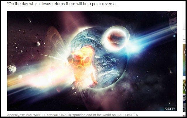 【悲報】今年のハロウィン(31日)に地球滅亡がほぼ確定! 的中率100%のホピの予言と聖書の内容がリンク「全ての証拠が揃っている」の画像2