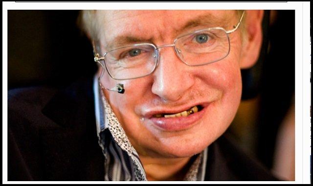 なぜ人は辛くても生きるべきなのか? ホーキング博士がウツ病をブラックホールにたとえた奇跡のメッセージが心に響きすぎる!の画像1