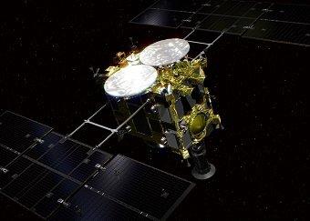 小惑星「リュウグウ」にはネッシーが乗っている!? 決定的画像を発見、研究者が緊急コメント「JAXAは真実を…」の画像1