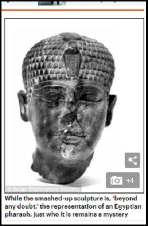 【衝撃】イスラエルで発見された古代エジプトの彫像が仏像にソックリすぎる!「ファラオ=ブッダ」説が浮上、徹底解説!の画像1