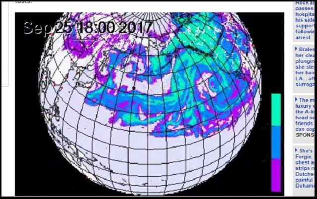 【緊急警告】北朝鮮が水爆実験すると10日後に日本終了が判明! 出血、がん、脱毛、嘔吐…「核の雲」はこうして拡大する!の画像1