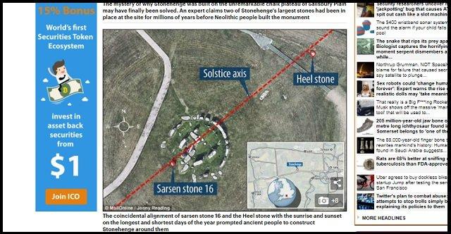 【衝撃】ストーンヘンジの巨石は人類以前から置かれていた可能性! やはり宇宙人の仕業なのか!?の画像3