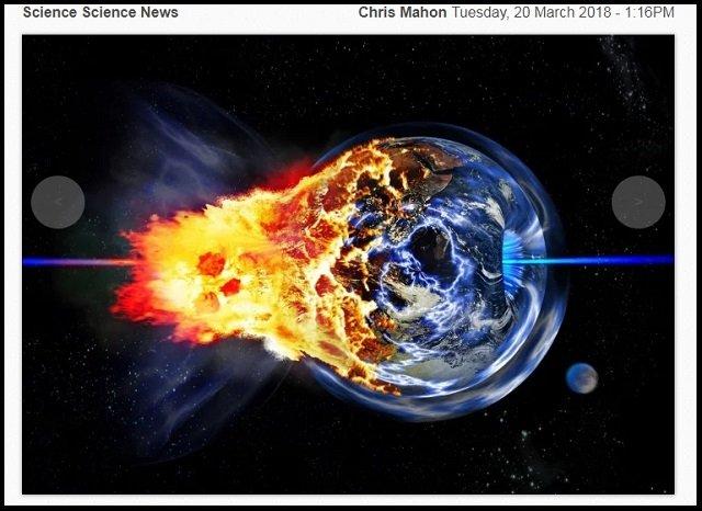 【宇宙終了】「ある日突然、宇宙が終わる日がくる。Xデー迫っているかも」ハーバード大研究者が発表! 暗黒バブル発生で!の画像1