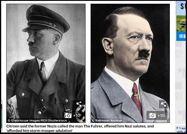 【ガチ】ヒトラーがコロンビアで生きていた証拠写真がCIA公式文書で発覚! ナチ残党と「ナチス村」を築き、長老総統と呼ばれていた!? の画像1