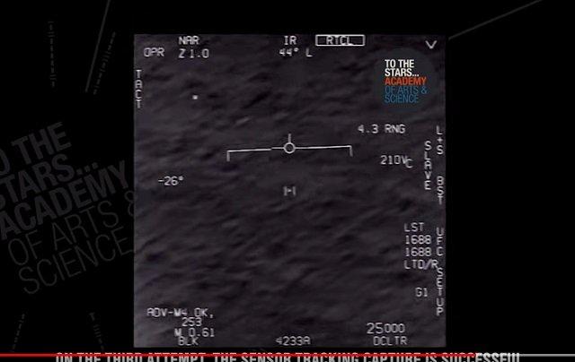 【最新】米軍が撮影したガチの「卵型UFO動画」に衝撃! パイロットも大興奮…翼も排気もなく推進力不明「100%宇宙人」の画像1