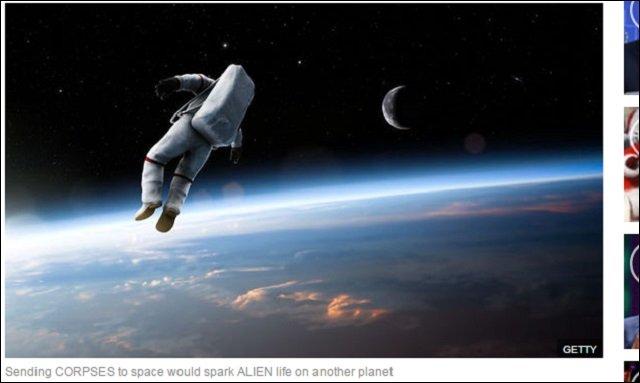 「人間の死体を他惑星に送れ」米生物学者が人間から地球外生命を誕生させる「逆パンスペルミア説」を提唱!の画像1