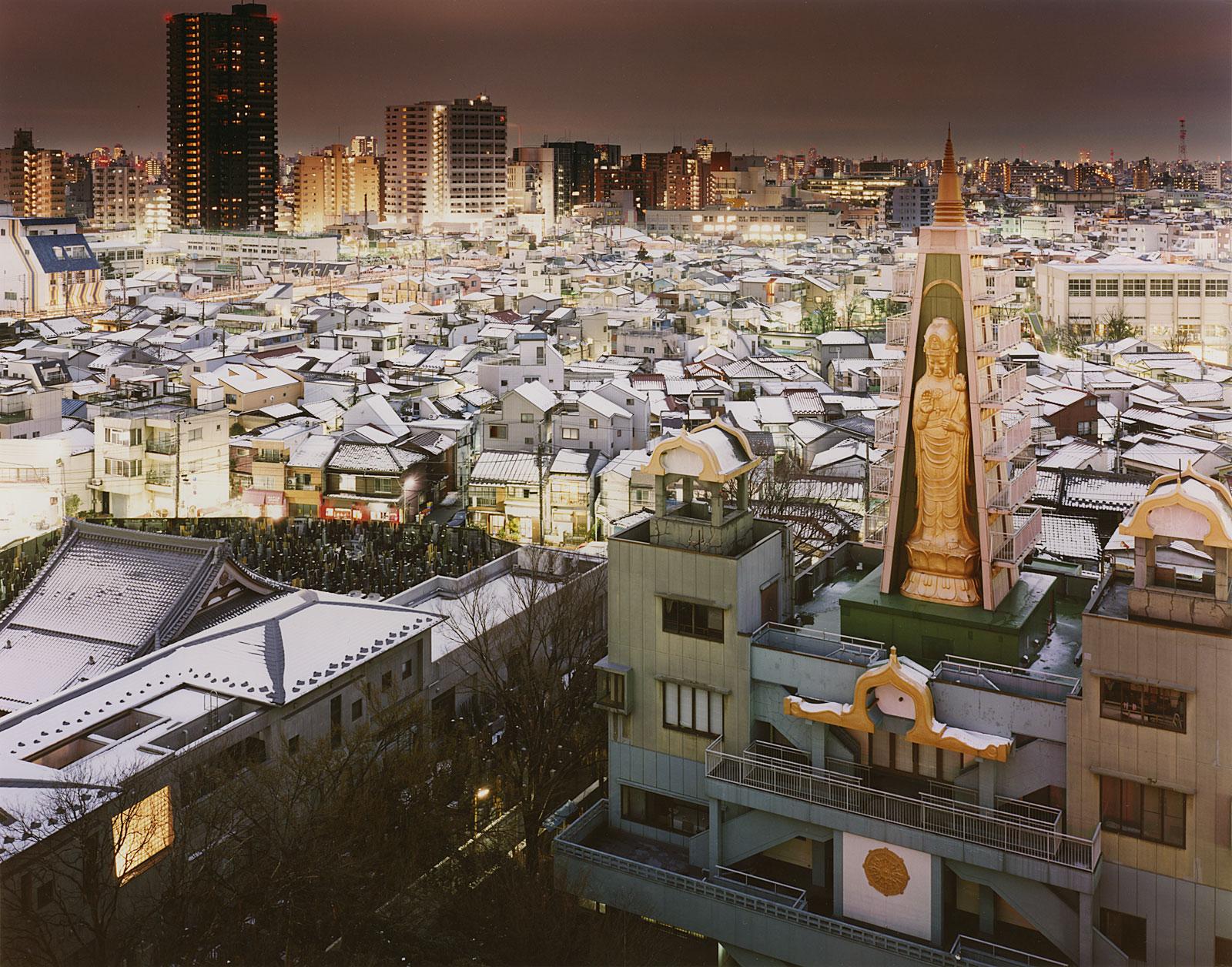 6年間都内の非常階段から景色を撮り続けた男 ― 猥雑で美しい 日本の街並み求めて ~佐藤信太郎インタビュー~の画像5