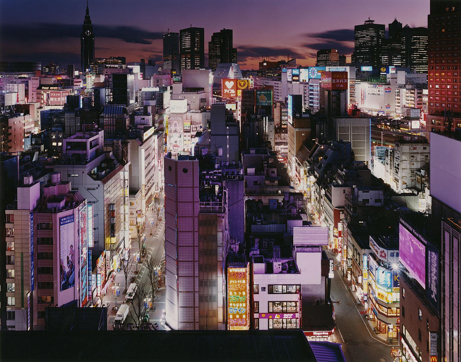 6年間都内の非常階段から景色を撮り続けた男 ― 猥雑で美しい 日本の街並み求めて ~佐藤信太郎インタビュー~の画像6