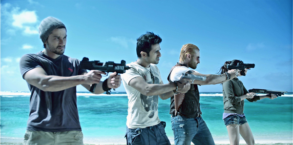ホラーとしてはZ級!? インド発のユル~イ娯楽ゾンビ映画『インド・オブ・ザ・デッド GO GOA GONE』の画像1
