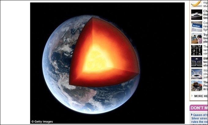 地球の地下1000kmに「広大な海」がある可能性?科学者「地底の海にエイリアンいる可能性」の画像1