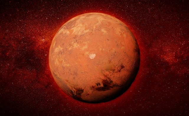 NASA火星探査機「インサイト」が謎の人影を早速激写! 宇宙人か、人間か…全世界騒然!の画像1