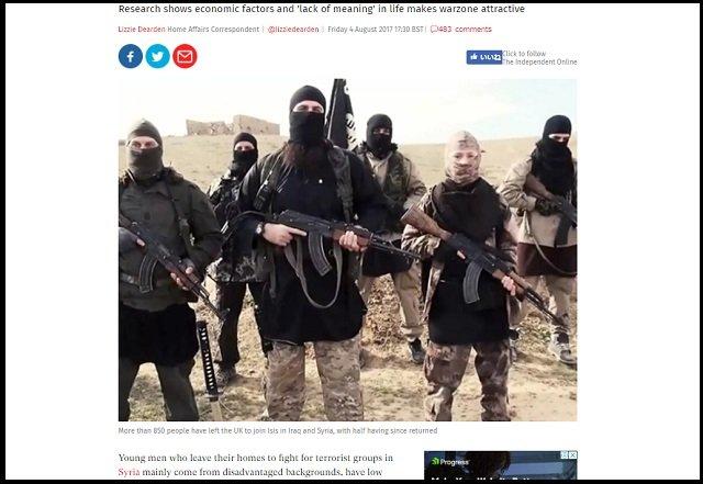 【警告】「イスラム国」がロシアW杯とNY地下鉄でのテロを予告! 戦慄のプロパガンダポスター公開、メッシやプーチン標的に!の画像1