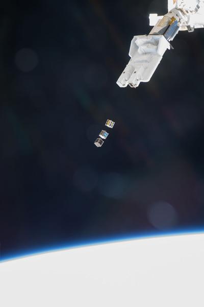 宝石箱?キュートすぎる物体を宇宙飛行士の若田光一さんが大放出!!の画像1
