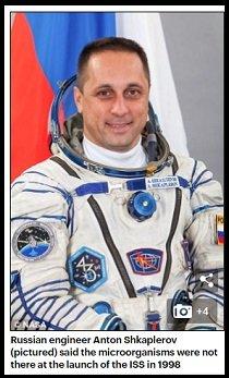 【歴史的発見】未知の生命が国際宇宙ステーションで採取される! ついに人類とエイリアンが邂逅、露宇宙飛行士が緊急発表 の画像2