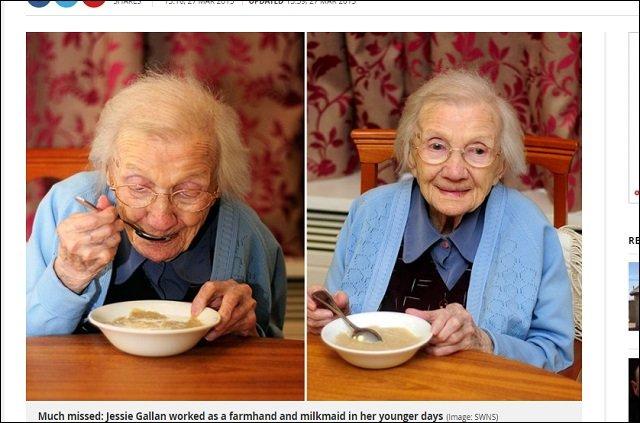 109歳の超高齢お婆ちゃんが明かした長寿の秘訣に全世界戦慄! 「結婚は絶対NG」「○○に触れるな」=スコットランドの画像2